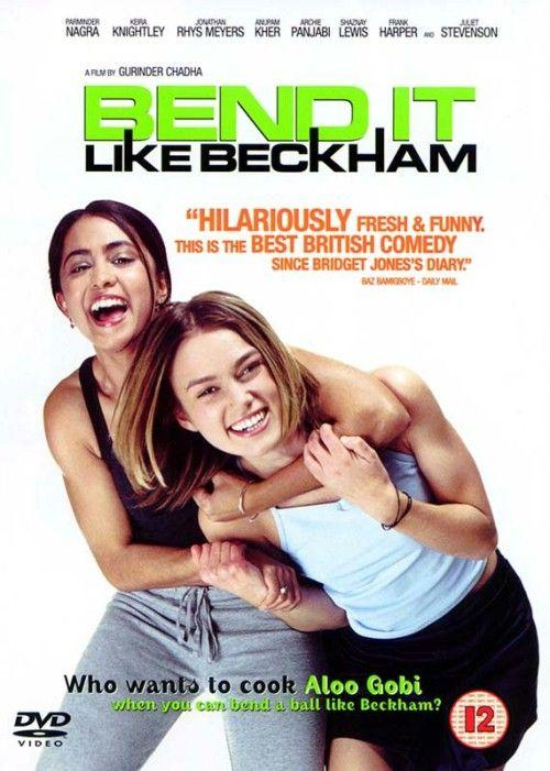 Keira Knightley in Bend It Like Beckham (2002).