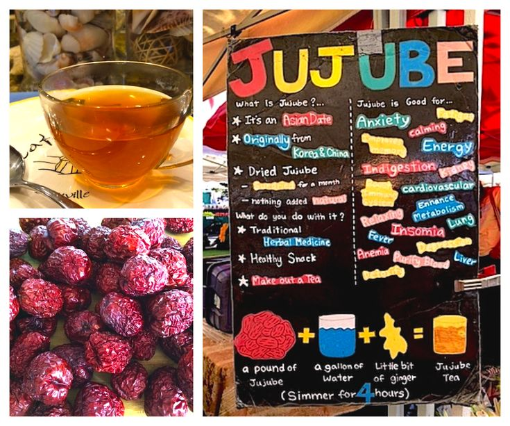 How to Make Jujube Tea (Hot & Cold) and the Many Health Benefits of Jujubes!