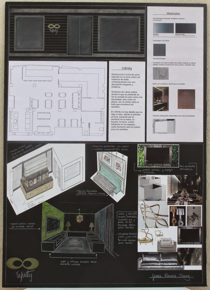 9 best images about proyectos finales curso de for Curso de interiorismo