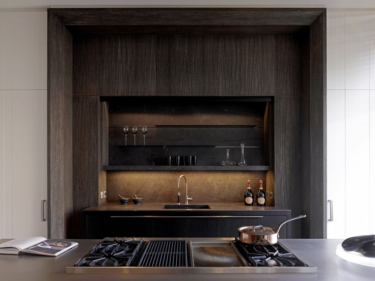 A classic kitchen by Obumex