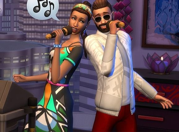 The Sims 4 City Living: Four New Screenshots << SimsVIP