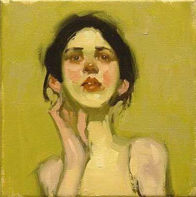 Art Contrarian: The Greasy-Face School - Milt Kobayashi