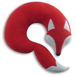 origineel nekkussen fox | Travel Neck Pillow for kids