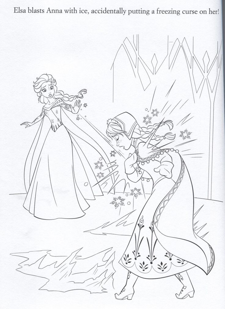 Disney Frozen Coloring Sheets | Official Frozen Illustrations (Coloring  Pages)   Frozen Photo .