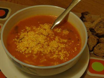 Σούπα ζυμαρικών για χειμωνιάτικα βράδυα!! ~ ΜΑΓΕΙΡΙΚΗ ΚΑΙ ΣΥΝΤΑΓΕΣ