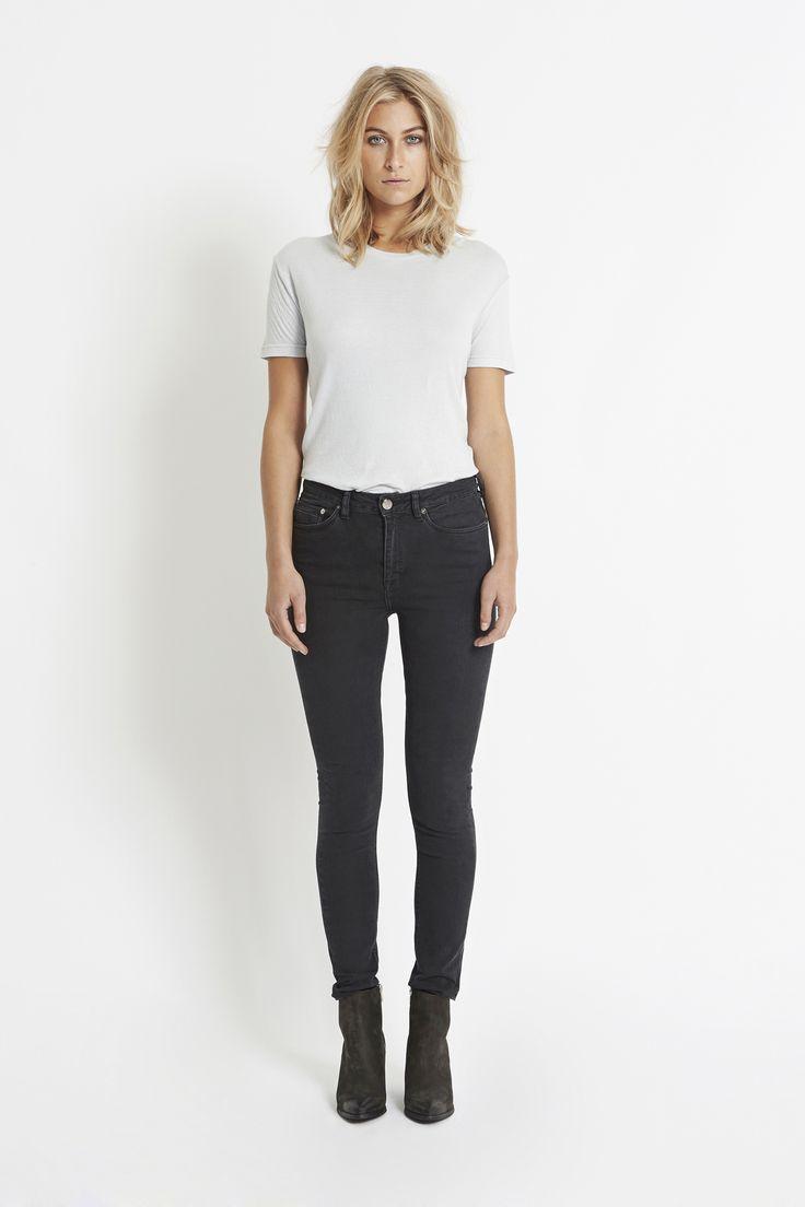 Alice jeans Black Stone (nederdel)