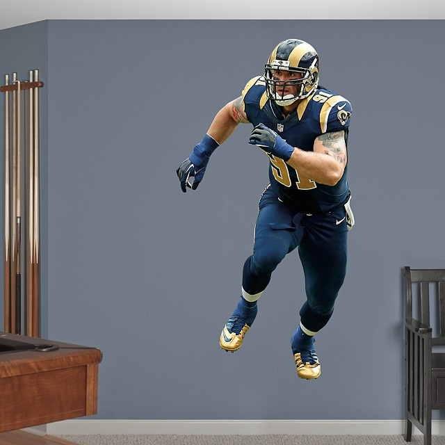 Put Your Passion On Display With A Giant Team USA Logo Fathead Wall Decal! Part 41