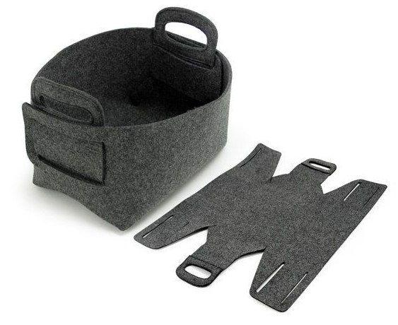 Versand kostenfrei Filz Aufbewahrungsbox Filz Basket Container Filz Bin Tote Box…