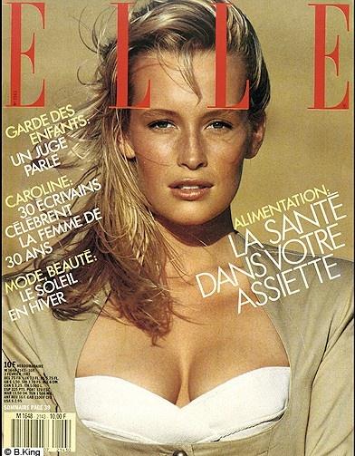 couverture elle magazine 1987
