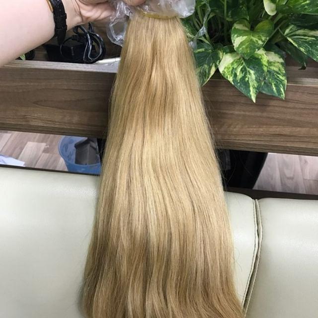 WEFT HAAR Glatten Haarstil Echthaahr 💥💥K…