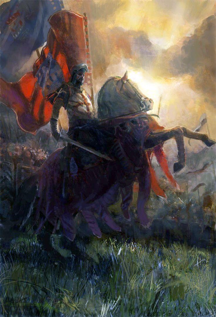 High dawnknight tlinthar regheriad lathander paladin iluskan order - Knights Of Ribadavia_nachomolina