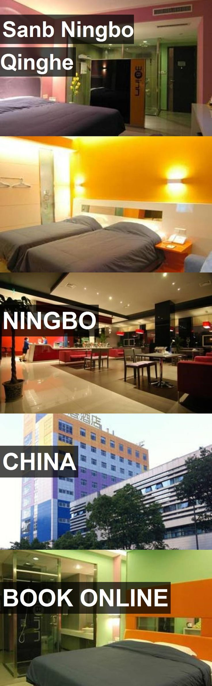Hotel Sanb Ningbo Qinghe in Ningbo, China. For more information, photos, reviews and best prices please follow the link. #China #Ningbo #travel #vacation #hotel