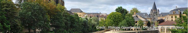 Panoramique sur Metz | Découvrez Metz en venant nous rendre visite :-) !
