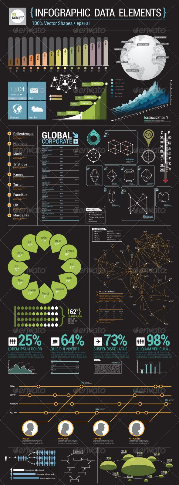 Infographic Data Elements