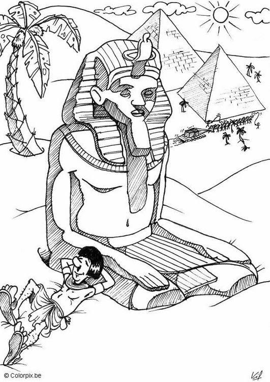8 mejores imágenes de amparo en egipto en Pinterest | Colorear, Arte ...