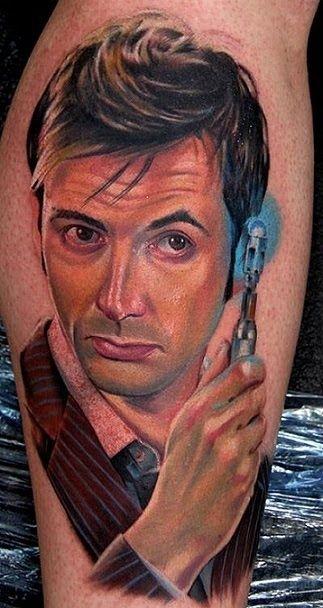 "50 Fantastic ""Doctor Who"" Tattoos (via BuzzFeed Community)"
