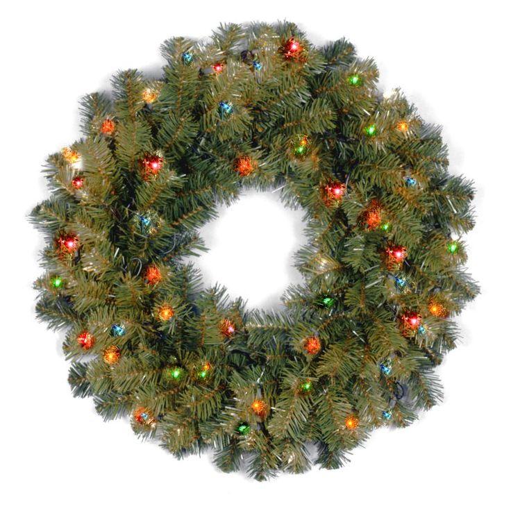 17 best ideas about pre lit christmas wreaths on pinterest. Black Bedroom Furniture Sets. Home Design Ideas