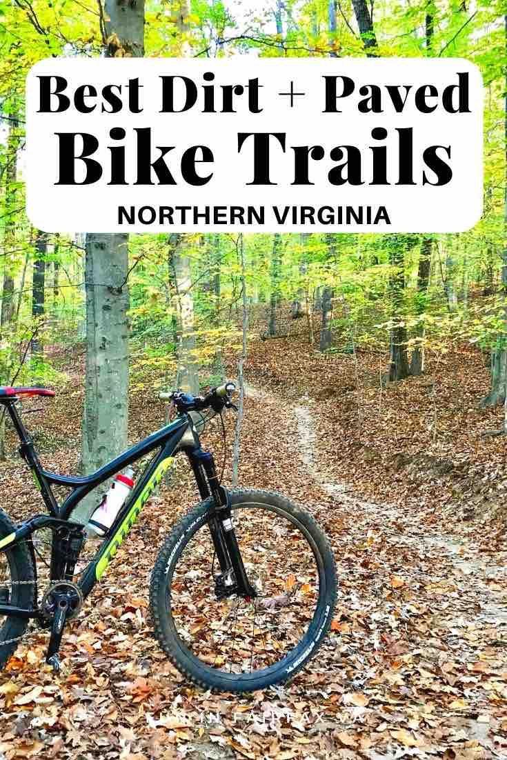 Mountain Bike Trails Northern Virginia