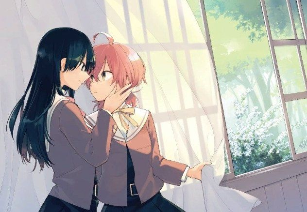 The Ultimate List Of Upcoming Anime Shows In Fall 2018 Yuri Manga Upcoming Anime Anime
