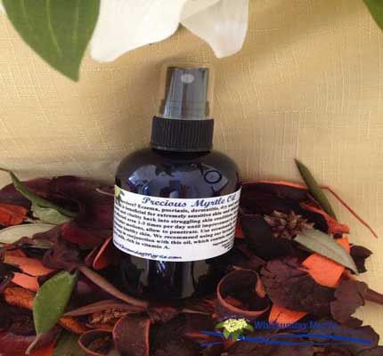 Precious Myrtle Body Oil