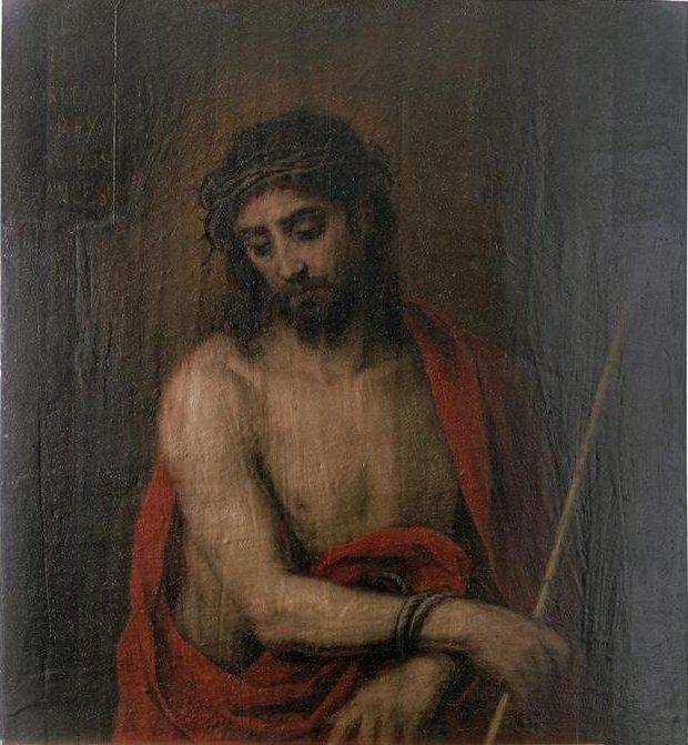 Ιδέ ο άνθρωπος (1672-78) Μουσείο Τέχνης στο Ελ Πάσο του Τέξας