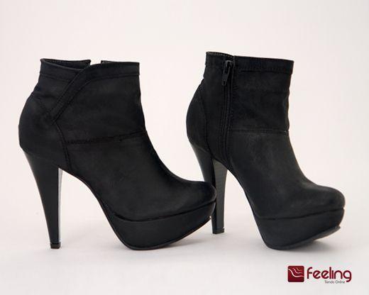 Y que te parecen estos botines?