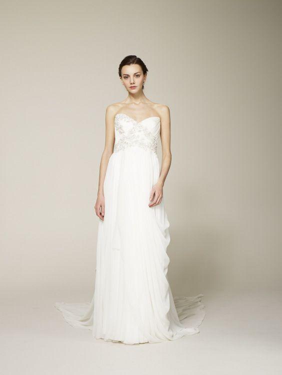 260 besten Marchesa Bilder auf Pinterest | Hochzeitskleider ...