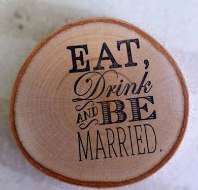 Wedding Favor Coaster 100 Rustic Coasters