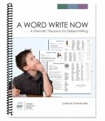 This thematic thesaurus contains a treasure trove of fascinating words to spice up your student's—and your own—writing! From character qualities to behavior traits to the five senses, you'll find a host of descriptive words to add interest and flair to any composition.