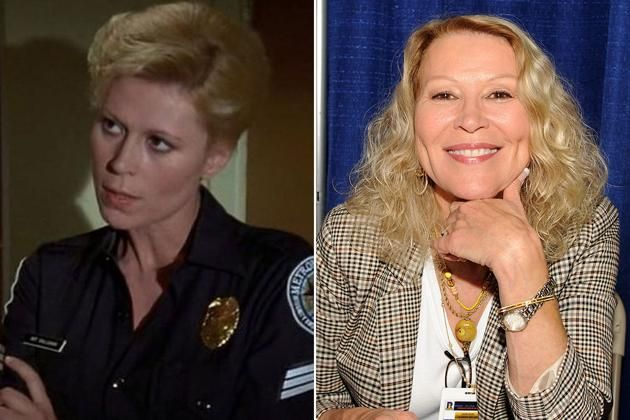 Leslie Easterbrook, 65 today.