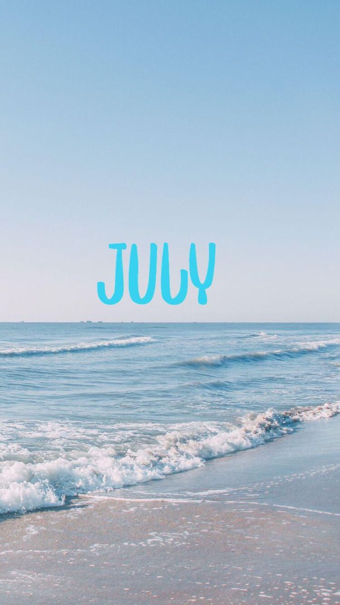 July Wallpaper Cute Summer Wallpapers Wallpaper Iphone Summer July Background Cute hello july wallpapers