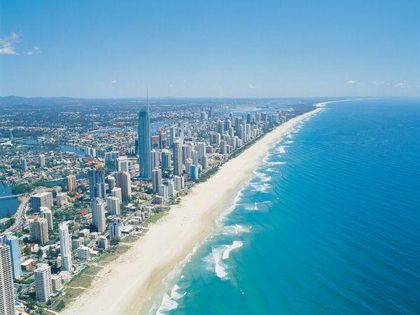 #MejoresPlayasDeAustralia - Surfers Paradise, o 'Paraíso de surfistas' en Queensland