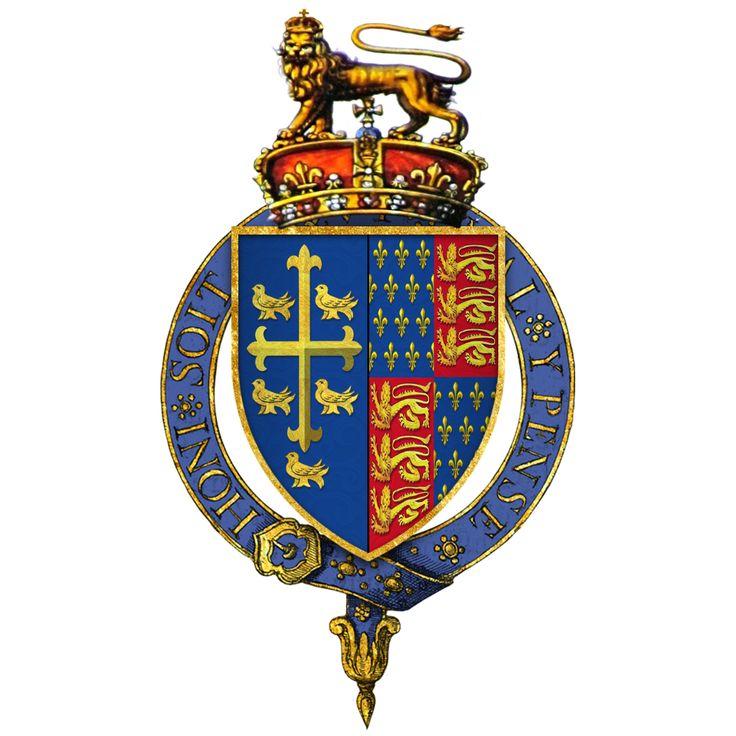 Coat of Arms of Richard II, King of England