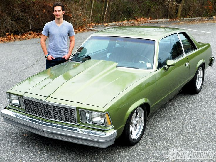chevy malibu classic | 1980 Chevy Malibu Classic Homebuilt Muscle