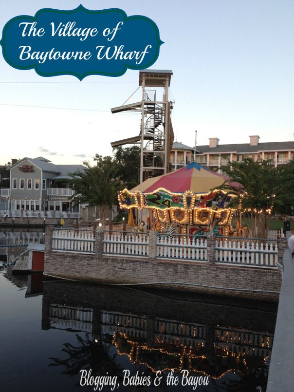 The Village of Baytown Wharf #Sandestin
