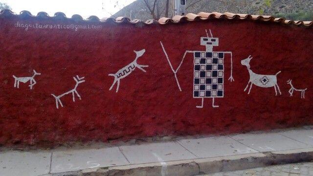 Motivos Diaguitas, Chile