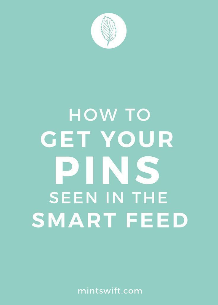 Learn the mystery behind a Pinterest smart feed, how your pins are seen in the pinners home feed, why it's important to SEO optimise your pins and why you don't need as much Pinterest followers as you think.