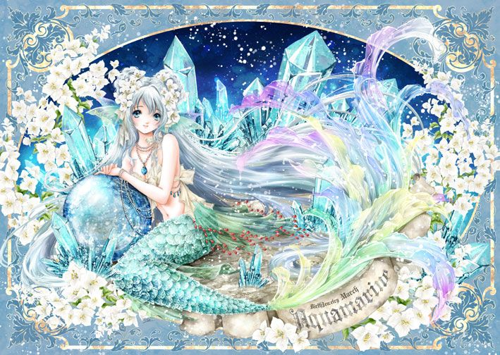 Best 25 Anime mermaid ideas on Pinterest  Beautiful mermaid