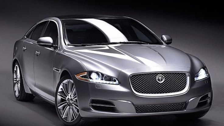 2010 Jaguar XJ – Click above for high-res image gallery #Haus 263