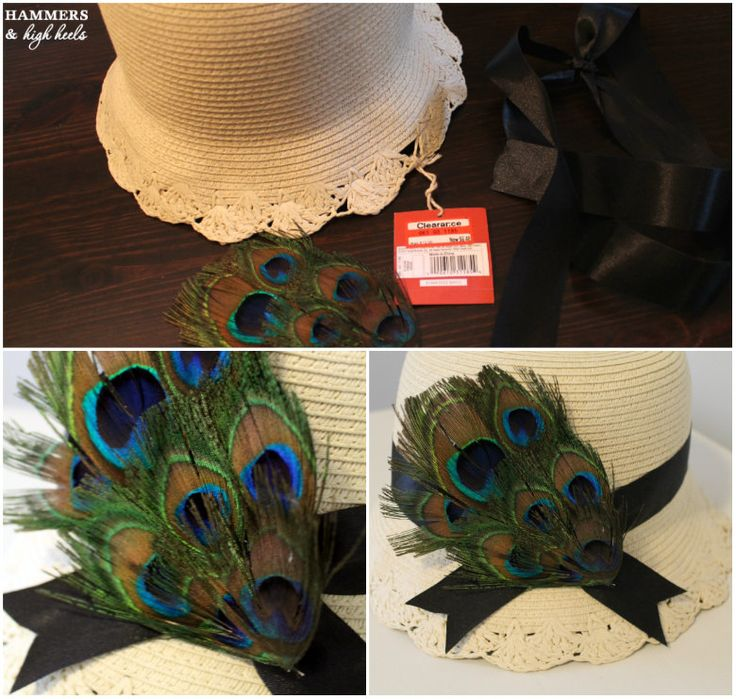 Hammers and High Heels: Head Over Heels DIY Friday: My 2013 Kentucky Derby Hat!