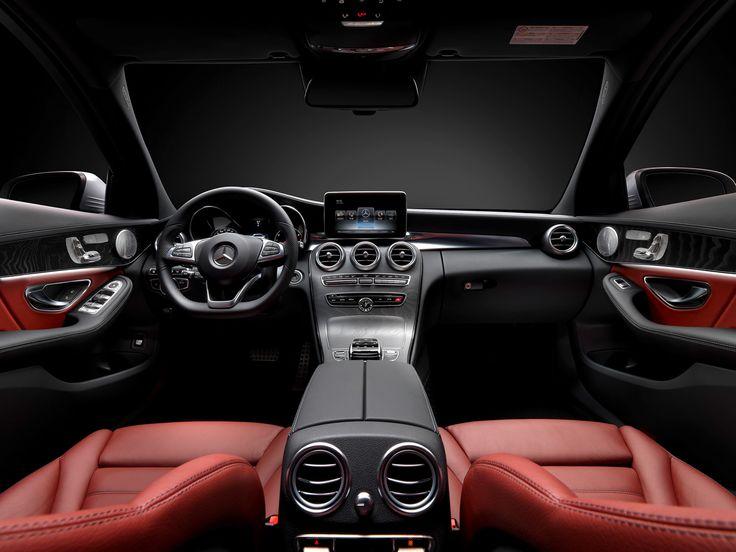 2015 Mercedes C-Class Interior   2015 Mercedes Benz C Class Interior 002