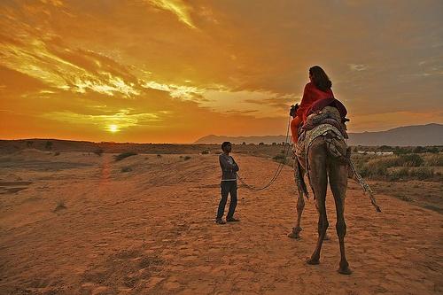 Thar Desert: Over Desert, Places