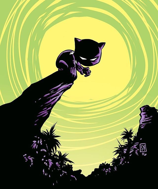 Skottie Young: Black Panther