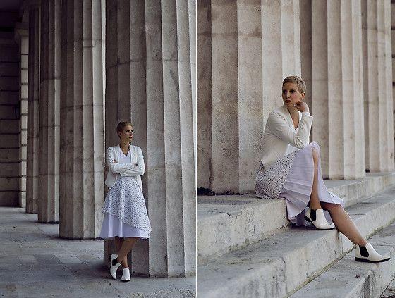Flache Booties zum sommerlichen Outfit | #Booties #Shoes #Schuhe