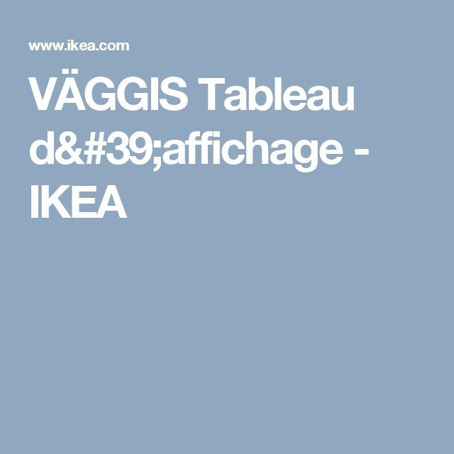 VÄGGIS Tableau d'affichage - IKEA