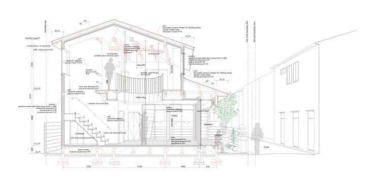 Gallery of EN-House / Meguro Architecture Laboratory - 31