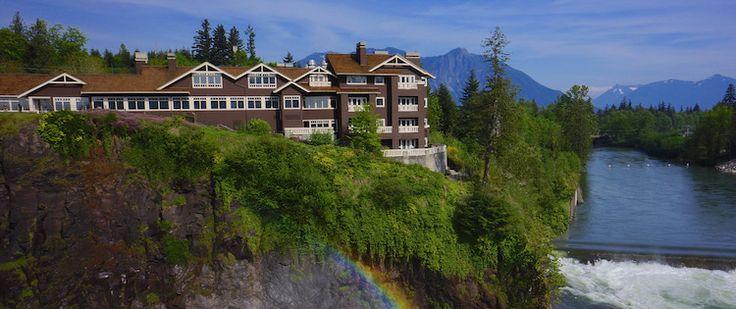 road trip through Twin Peaks filming locations
