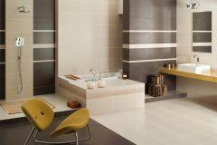 Badezimmer Ideen Braun Beige Hause Deko Ideen Decoranddesign