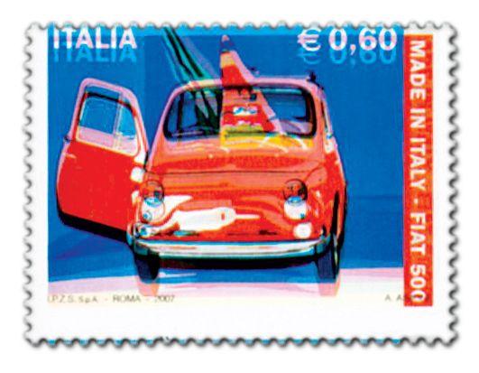 La Fiat 500...dissestata