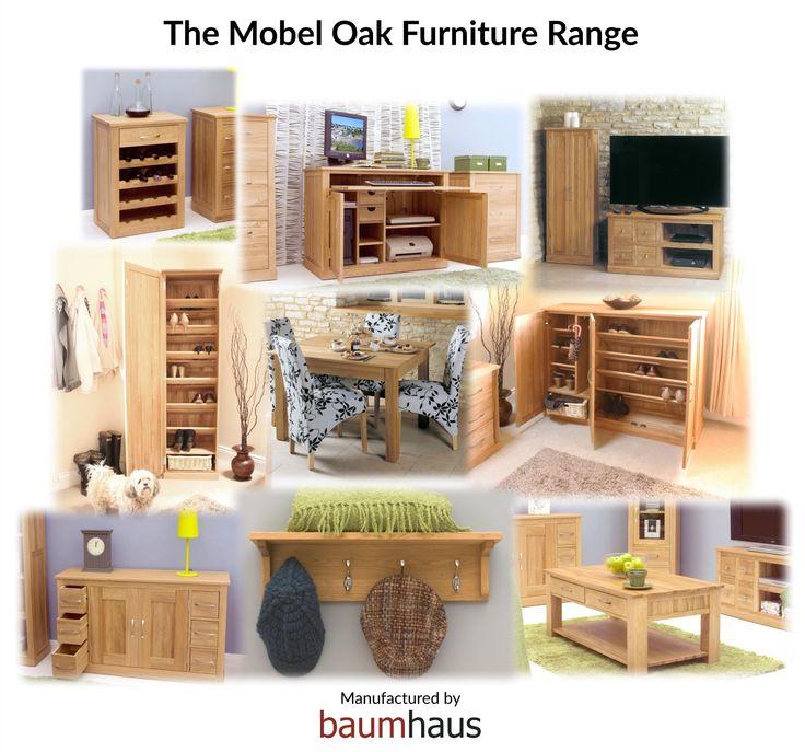 The Mobel Oak Home Furniture Range   Https://www.121homefurniture.co